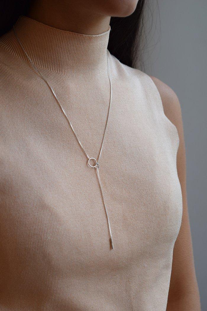 collar minimalista