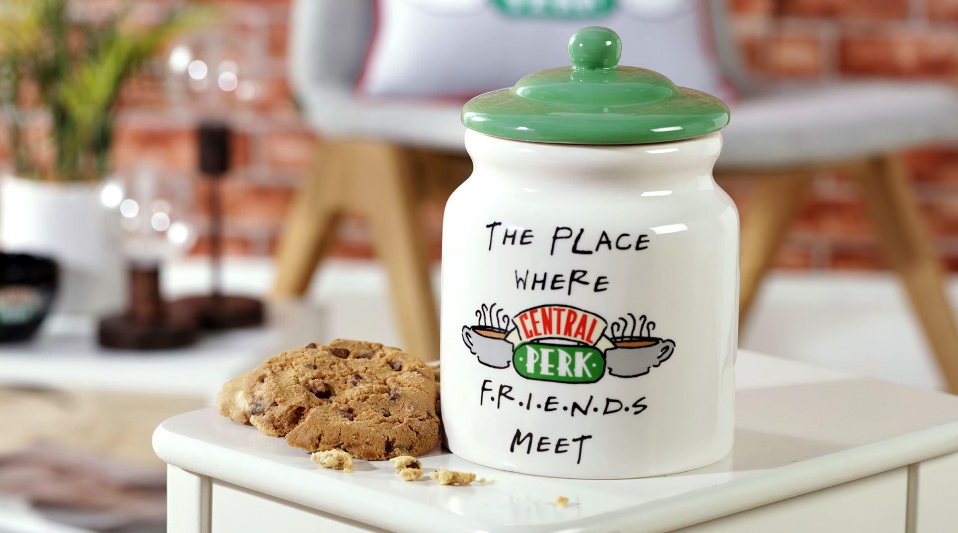 bote galletas Friends