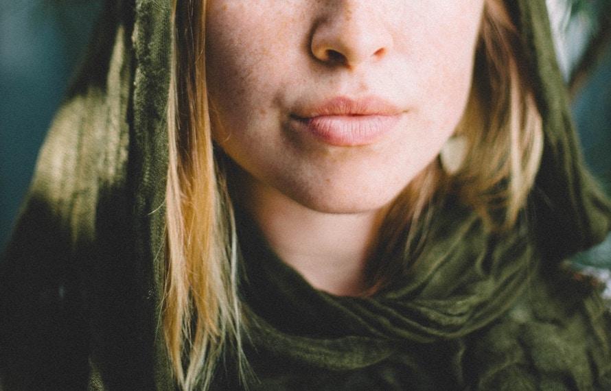 Delineador labios maquillaje