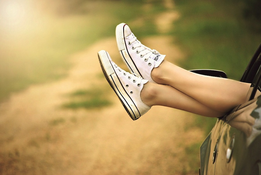 Bad smells shoes