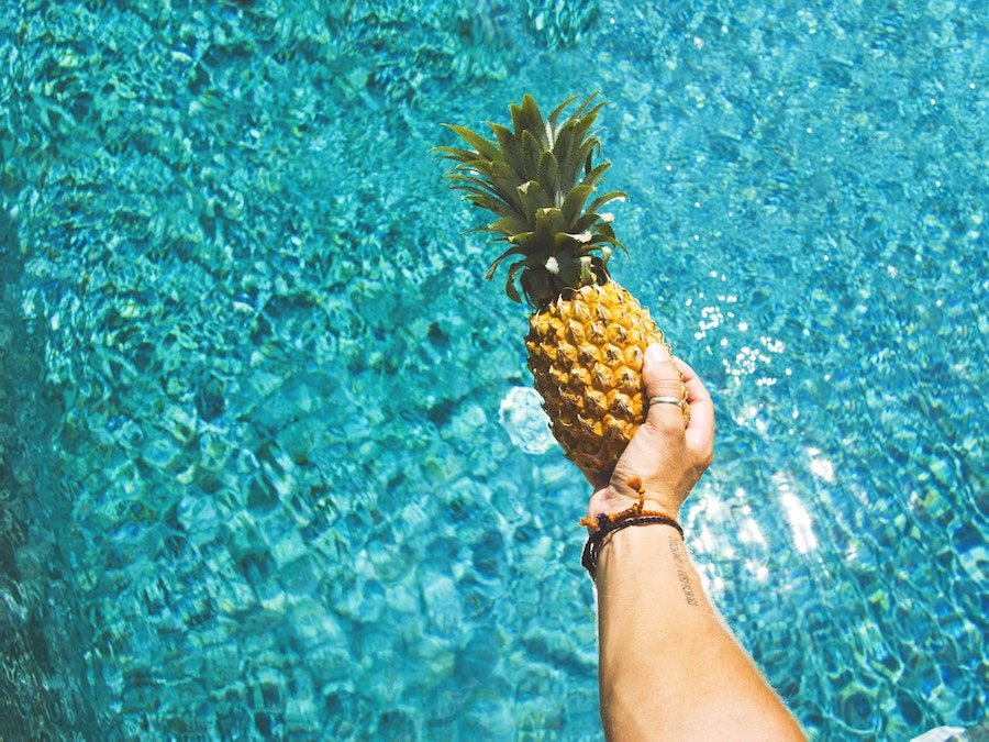 Fruta veraniega