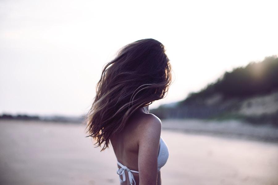 Seca tu pelo al viento