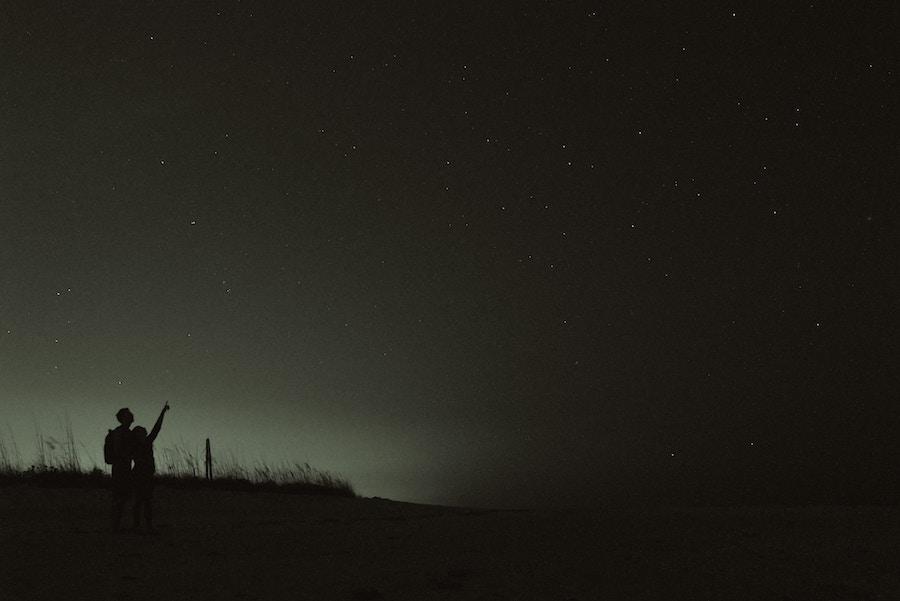 Mirar las estrellas