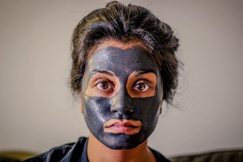 Máscara cuidado de la piel