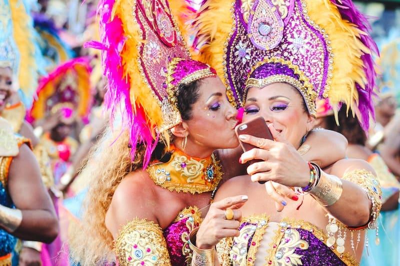 ¿Cuál es la mejor forma para ir disfrazada en carnaval?