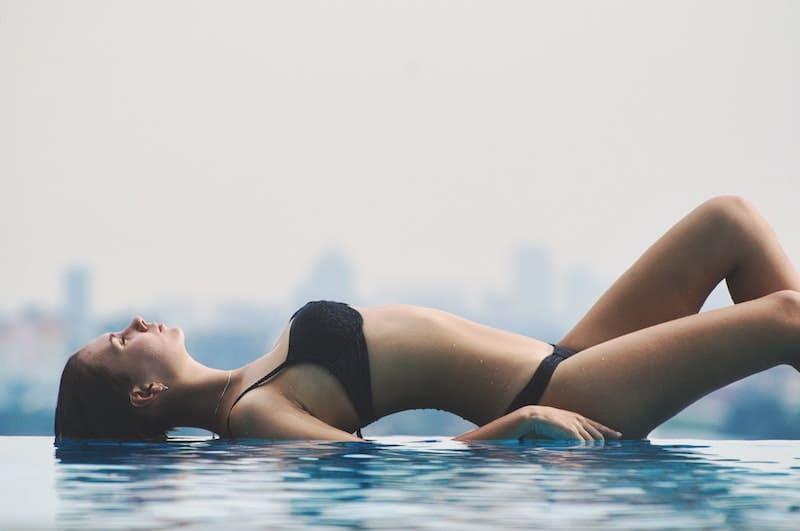 Apúntate a la moda de los bikinis reciclados