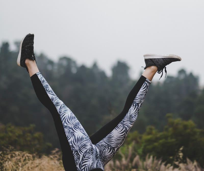 Si, llevar leggins sigue siendo tendencia (si sabes como)